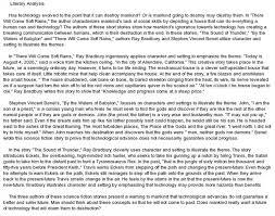 science fiction essays quot anti essays mar science fiction essays works cited words pages speculative essay example