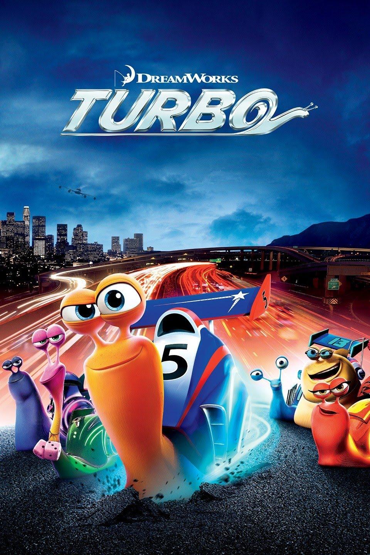 Download Turbo (2013) Dual Audio {Hindi-English} 480p | 720p