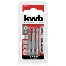 <b>бита KWB PZ1 50мм</b> 3шт - Чижик