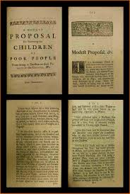 jonathan swift a modest proposal essay proposal template  jonathan swift a modest proposal essay modestproposal tl jpg