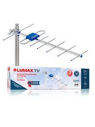 <b>Антенна</b> телевизионная <b>наружная</b> DA2213А <b>LUMAX</b> 6787506 в ...