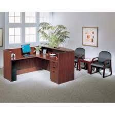 boss chair reception stations boss office products plexiglass reception