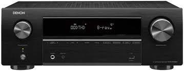 <b>AV ресивер Denon AVR-X550BT</b>