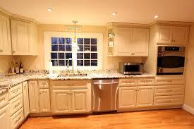 Painted Glazed Kitchen Cabinets Antique Glaze Painted Kitchen Cabinets Antique Glaze Kitchen