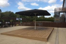 metre giant umbrella: x metre giant umbrella at david lloyd worthing