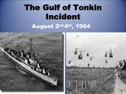 「1964 Gulf of Tonkin Incident」の画像検索結果