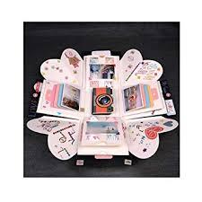 Amazon.com: <b>Photo</b> Album Explosion Box <b>Handmade Creative</b> ...