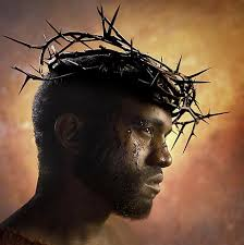 kanye west crucified like jesus?
