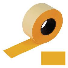 Купить <b>Этикет</b>-<b>лента 26х16 мм</b>, <b>прямоугольная</b>, оранжевая ...