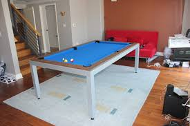 pool table dining tables:  innovative convertible game pool table furniture into dining