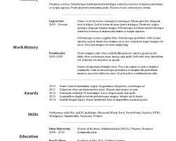 Imagerackus Licious Free Downloadable Resume Templates Resume Format With Amazing Goldfish Bowl And Winsome Air Force