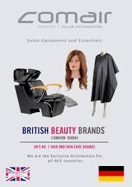 <b>Comair</b> Catalogue British Beauty Brands