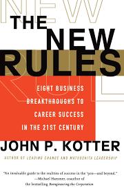 the new rules john p kotter com books