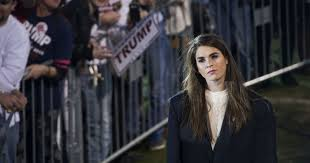 Hope Hicks named as permanent White House communications ...