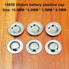 Aliexpress.com : Buy <b>100pcs</b>/<b>lot 18650 lithium battery</b> positive spot ...