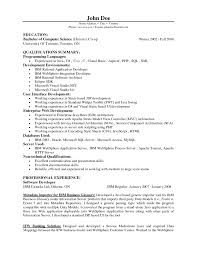 resume format for experience software developer sample customer resume format for experience software developer sample resume for a midlevel software engineer monster entry level