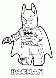 Small Picture lego batman coloring pages online Archives Best Coloring Page