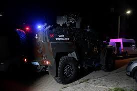 Öldürülen teröristlerin hedefinde AK Parti Kongresi vardı