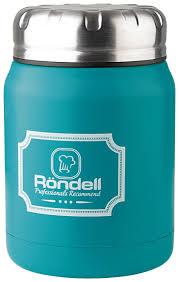 Купить <b>термос Röndell</b> Picnic Tirquoise <b>0.5л</b>, цены в Москве на ...