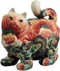 <b>Фигурка</b> декоративная <b>Lefard Кошка</b>, 59-631, белый, 15 х 16 х 10 см