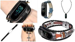 Top 10 Xiaomi Mi Band 4 Wrist Straps & Accessories That Are a 'Must'!