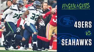 2018 Week 15: Seahawks at 49ers Highlights