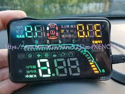 <b>Датчики давления</b> шин с проектором на лобовое стекло, <b>внешние</b>