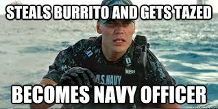 Navy Officer memes | quickmeme via Relatably.com