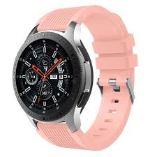 22MM Silicone <b>Watch Strap Band</b> For Samsung Gear S3 Classic ...