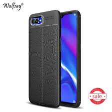 wolfrule cover oppo rx17 neo case 6 4 silicone rubber robot armor hard pc back phone for rx 17 cph1893