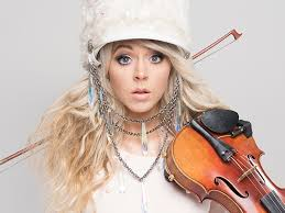 <b>Lindsey Stirling Warmer</b> in the Winter Christmas Tour 2019 - NJPAC