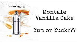 <b>Montale Vanilla Cake</b> | Yummy or Yucky??? - YouTube