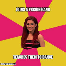Victorious on Pinterest | Jade, Meme and Cat Valentine via Relatably.com