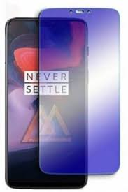 Novo Style <b>Tempered Glass</b> Guard for OnePlus 6 <b>Anti Blue</b> Light ...