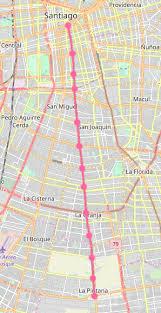 Santiago Metro Line 9