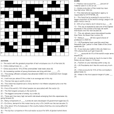 here are the answers to the nerdiest crossword puzzle of all time goldman crossword puzzle