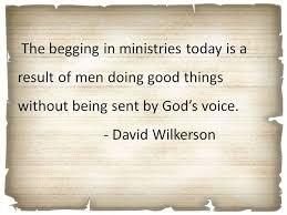 David Wilkerson | Christian Quotes | Pinterest via Relatably.com