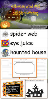 ideas about halloween stories halloween halloween word wall and story writing