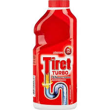 <b>Средство</b> для прочистки труб <b>Tiret Turbo</b> гель 0.5 л – выгодная ...