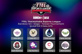 2020 TTEL Thermaltake Esports League ‧ <b>Tom Clancy's Rainbow</b> ...