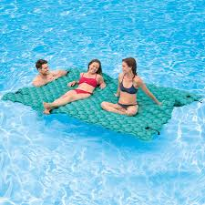 <b>Intex Giant Floating</b> Mat | Lake & River Sports | Splash Super Center
