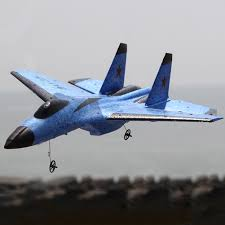 <b>SU 35 Children</b> RC Airplane Rechargeable <b>Electric</b> Glider Model ...