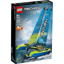 Купить <b>конструктор LEGO Technic Катамаран</b> 42105 в интернет ...