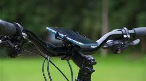 <b>GUB G-81</b> Bike Phone Mount Holder | Unboxing & Test - YouTube
