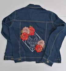 Cool and Unique Rock and Roll Punk <b>Gothic Cat</b> Skull and Roses ...
