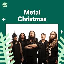 <b>Metal Christmas</b> | Spotify Playlist