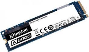 <b>Твердотельный накопитель Kingston A2000</b> 2280 PCIe 3.0 x4 ...