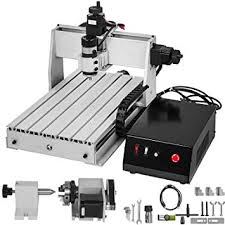 FORAVER <b>CNC Router</b> Machine 3040 <b>4</b> Axis <b>CNC Router</b> Kit ...