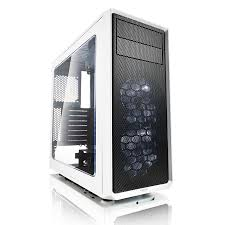 Купить <b>Корпус</b> ATX <b>FRACTAL DESIGN FOCUS</b> G Window, белый в ...