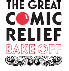 join the emma bridgewater team and hold a cake for comic rnd13 bake off logo